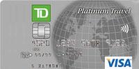 TD Platinum Travel Visa