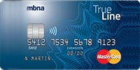 MBNA True Line MasterCard review