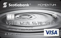 Scotia Momentum Visa