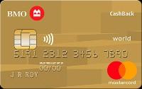 BMO CashBack World Mastercard
