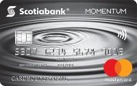 Scotia Momentum Mastercard