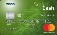 MBNA Smart Cash World® Mastercard®